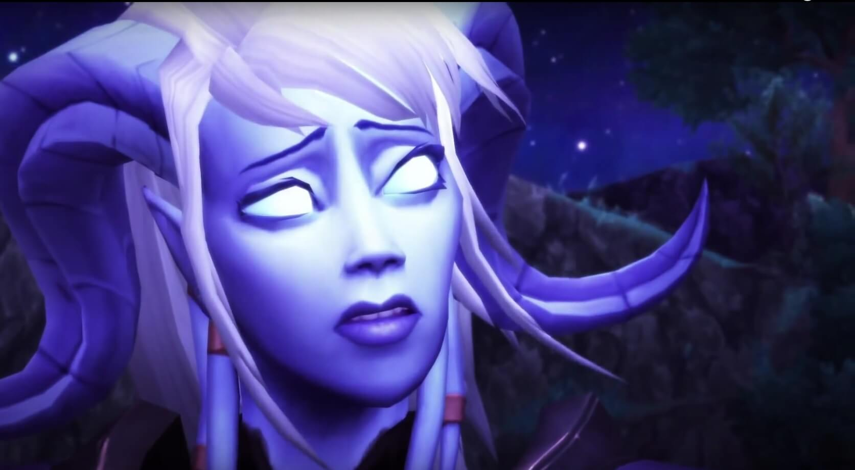 WoW Yrel confused