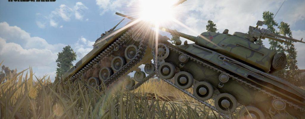 World of Tanks: Heute geht es auf der PS4 los – Aber wann genau?