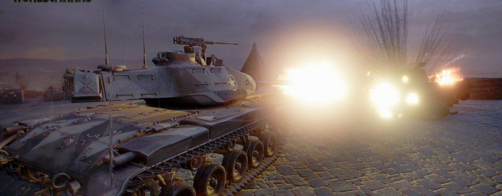 """World of Tanks: Patch 9.19 spaltet Community, """"Gewertete Spiele"""" & Grind"""