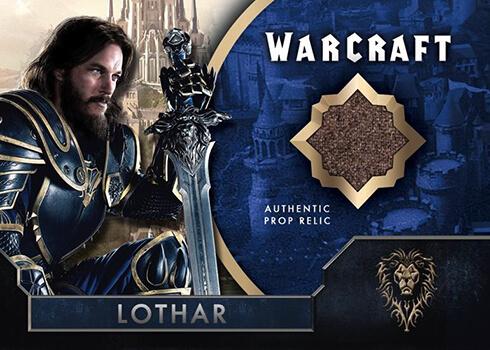 Warcraft-Movie: Trading Cards zum WoW-Film