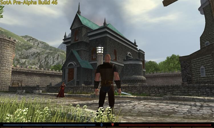 shroud of the avatar erster release