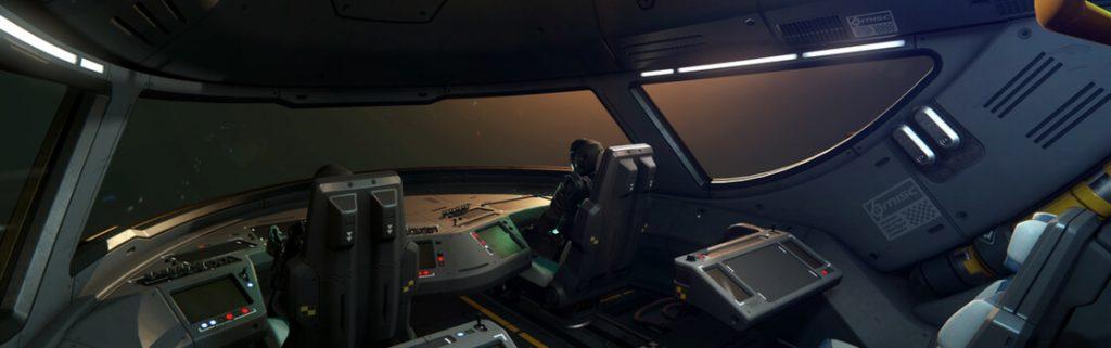star citizen cockpit