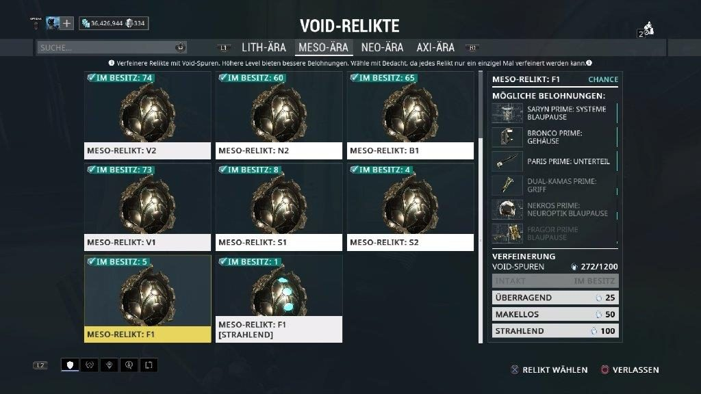 warframe-relikte
