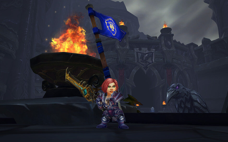 wow legion pvp banner