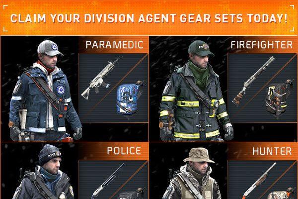 The Division: Dieser Code schaltet 4 Ausrüstungs-Sets frei – aber (noch?) nicht für uns