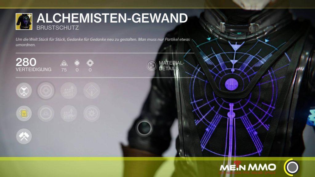 Alchemistengewand-Destiny