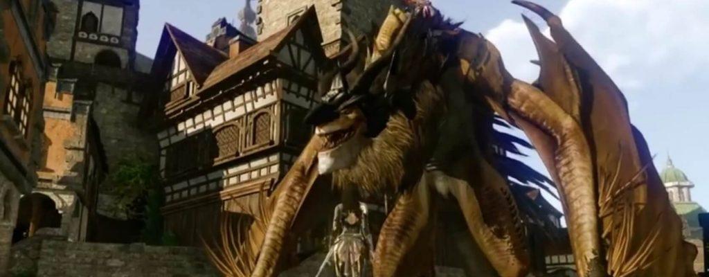 ArcheAge: Drachenreiten als König