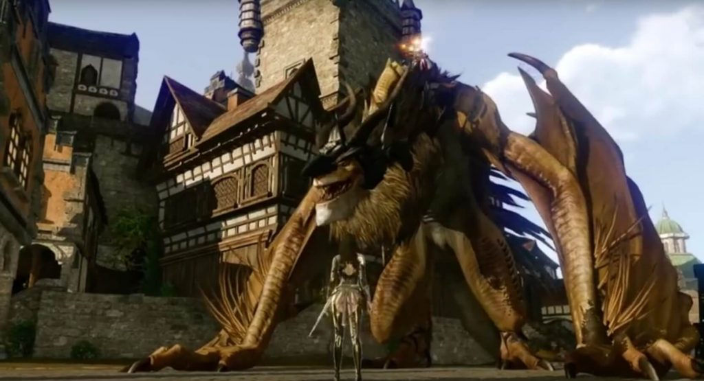 ArcheAge Dragon Kingsmount