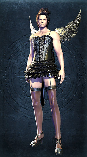 Blade and Soul Costume Mein Engel