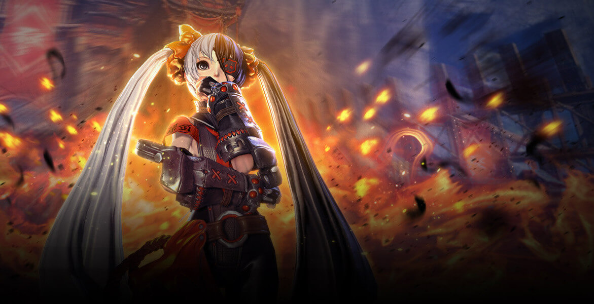 Blade and Soul Poharan