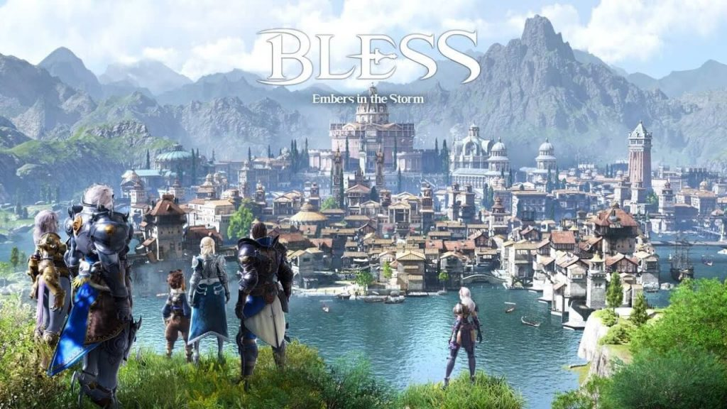 Bless-New-World
