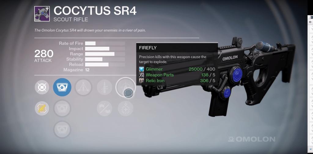 Cocytus-SR4