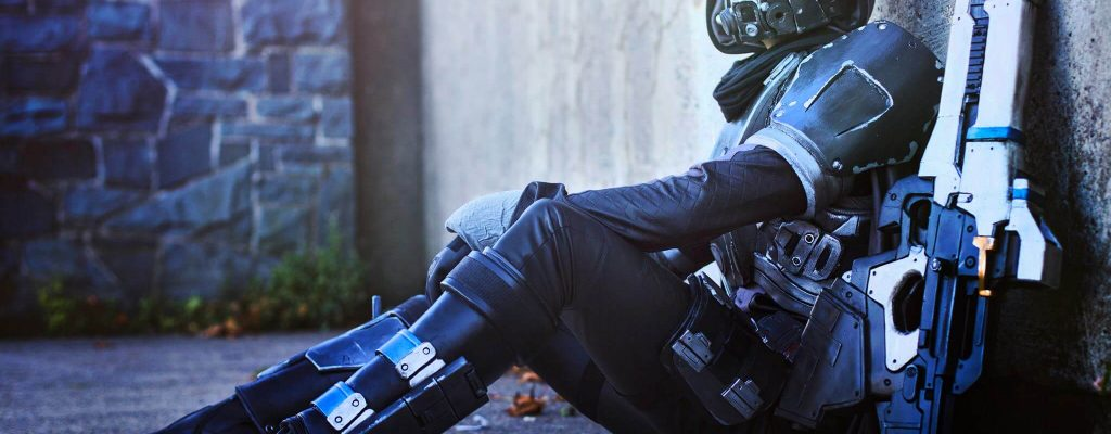 Destiny: Fantastisches Cosplay zeigt Jäger in Action