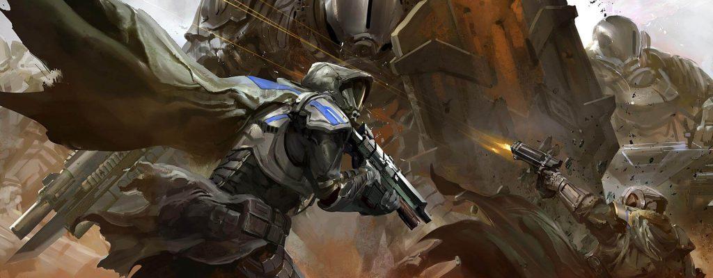 Destiny 2: Hüter ballern Kabale-Schiffe ab, aber alles umsonst