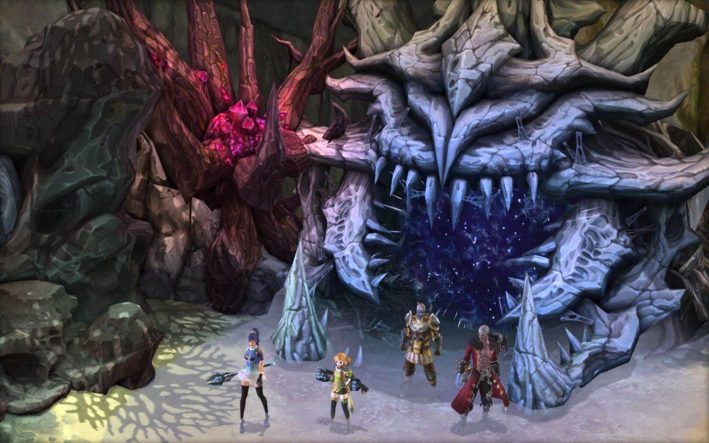 Devilian Gruppenspiel Dungeon