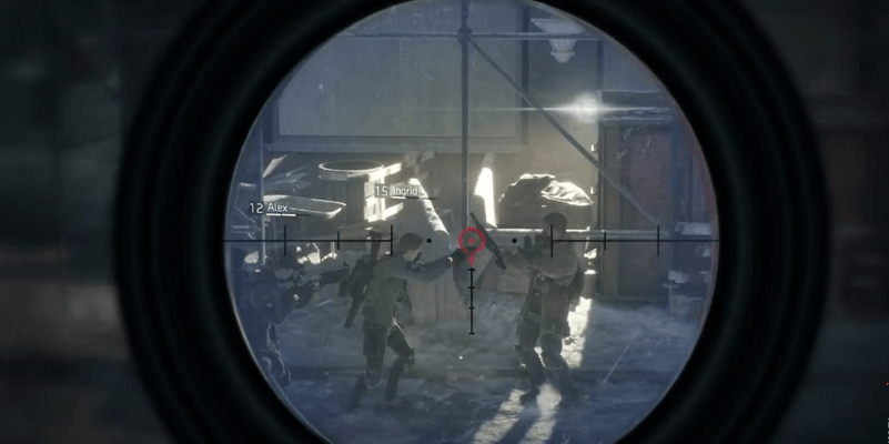 The Division: Ubisoft kündigt Eye-Tracking-Features an, wirbt mit nostalgischem TV-Spot