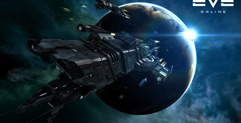 EVE Online: Fan-Trailer macht Lust, der Erde zu entkommen