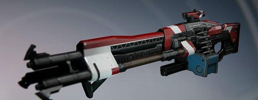 Destiny: Extrem guter Rat – Was kann das Maschinengewehr in Jahr 2?