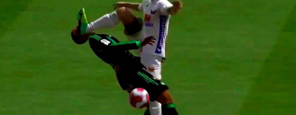 FIFA 16: Brutale Fouls im Video – Ist das noch Fußball oder schon Wrestling?