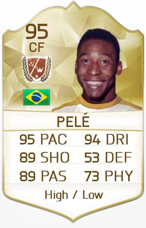 FIFA 16 Legende Pele