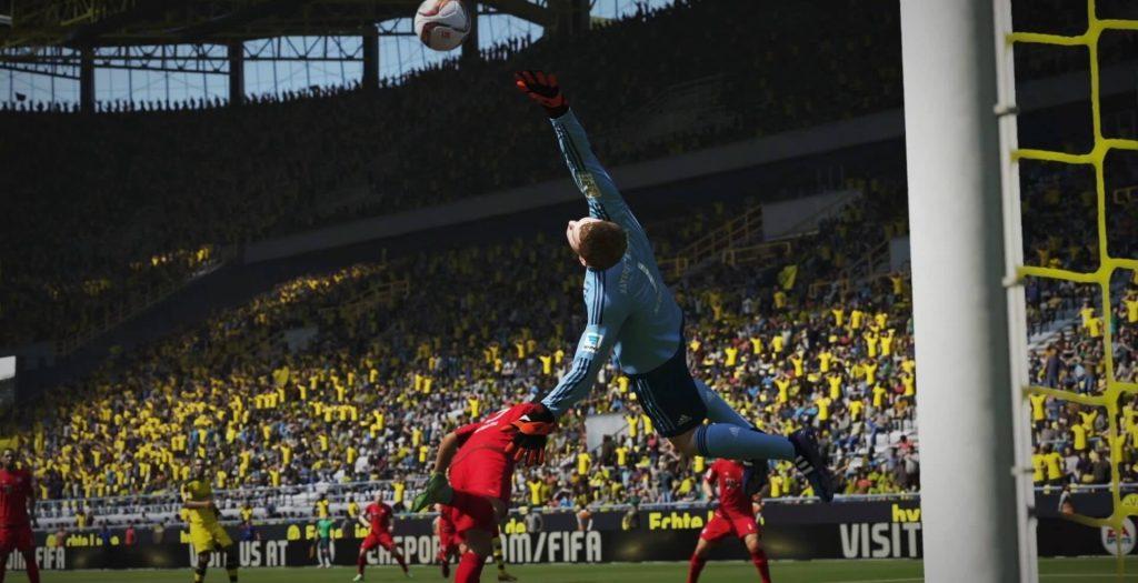 FIFA 16 Neuer