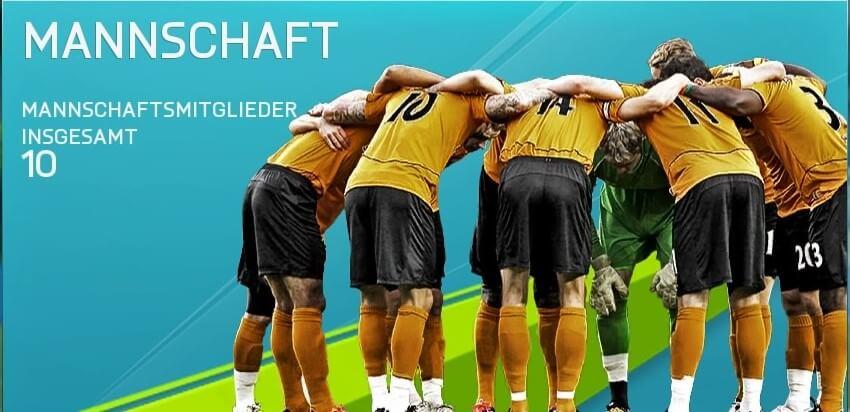 FIFA-16-Pro-Clubs-Mannschaft