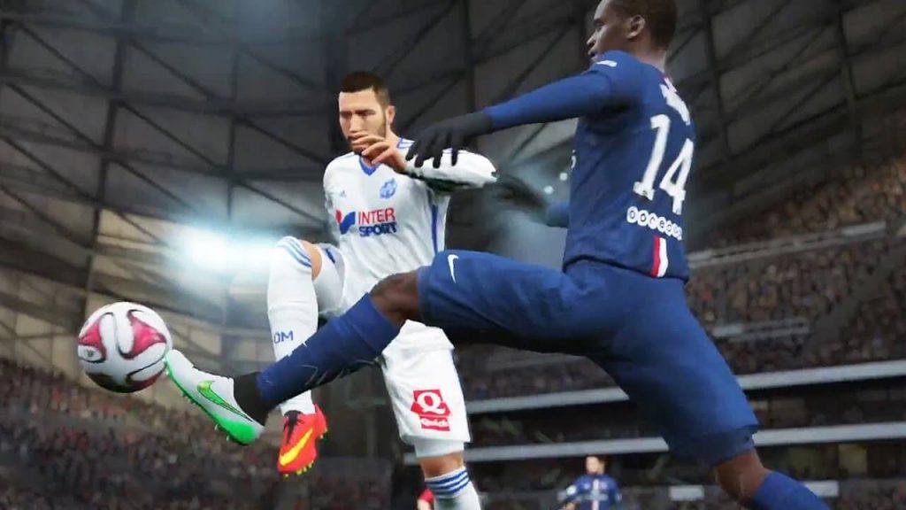 Fifa 16 Zweikampf