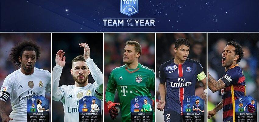 FIFA 16: FUT ‒ Wen haben die Spieler aus Deutschland in das TOTY gewählt?