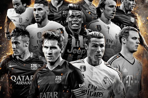 FIFA 16: FUT – Gesamtes Team des Jahres ab sofort in den Packs!