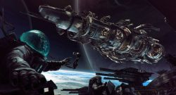 Fractured Space title