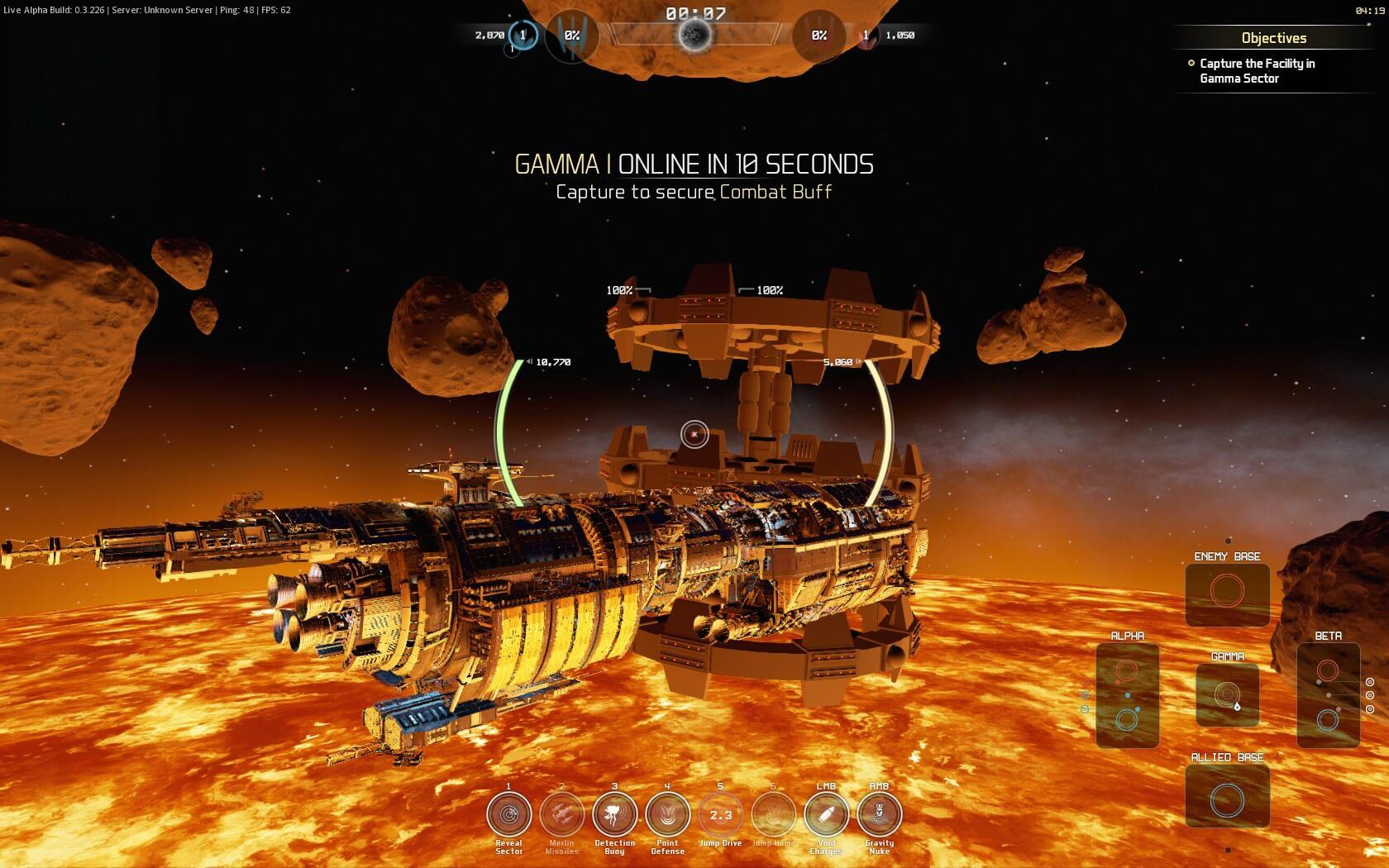 Fractured Space warum schuhmann warum