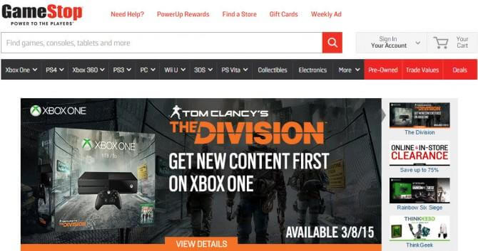 Gamespot-Division