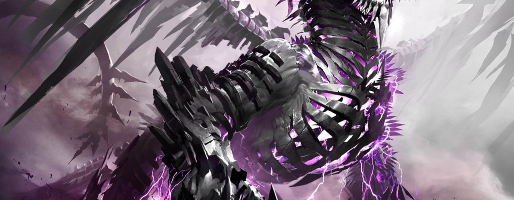 Guild Wars 2 motzt den Weltboss Zerschmetterer auf