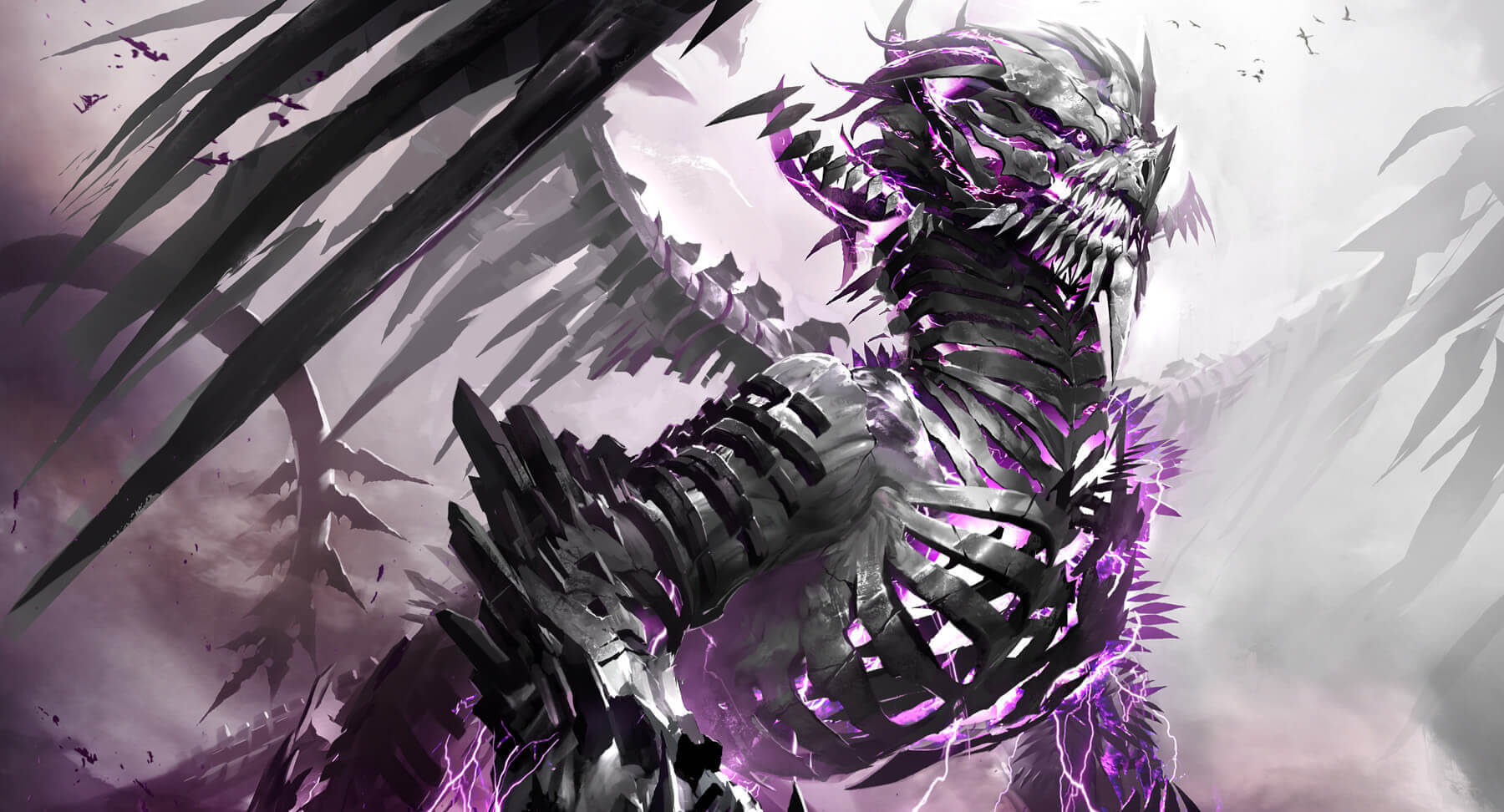 Guild Wars 2 Shatterer Artwork 2