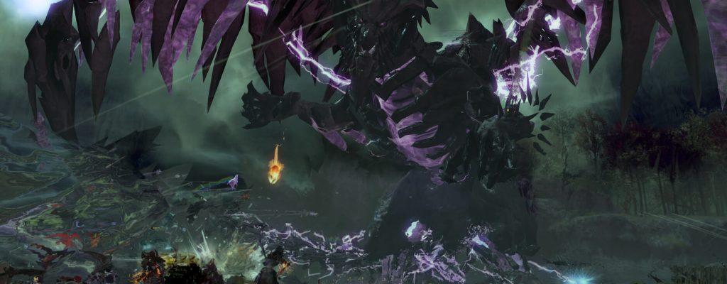 Guild Wars 2: Winterupdate live – Fliegen in Alt-Tyria und Zerschmetterer-Upgrade!