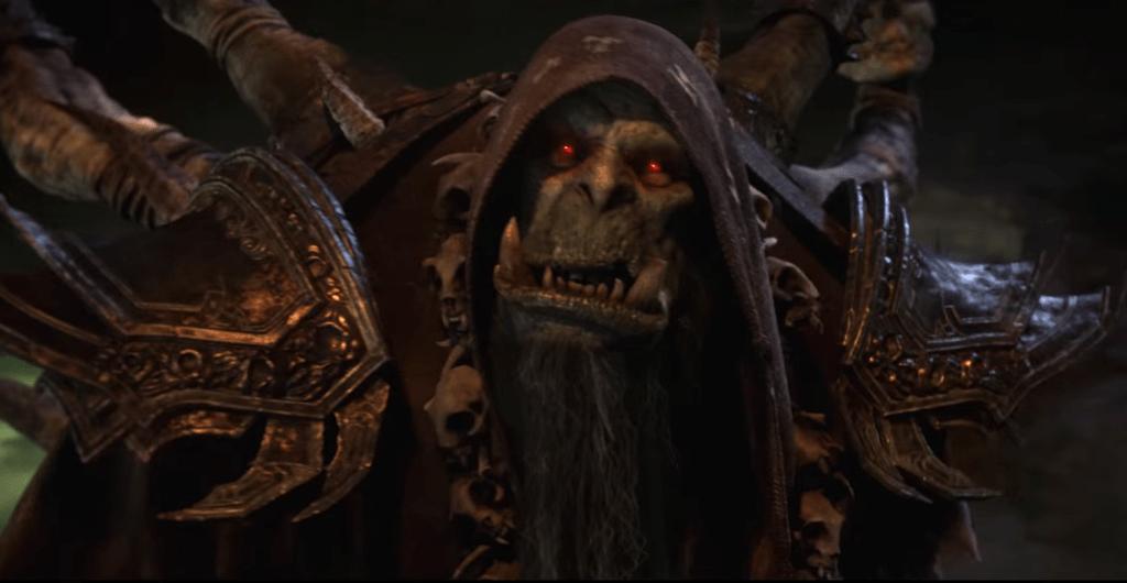 Warcraft Guldan