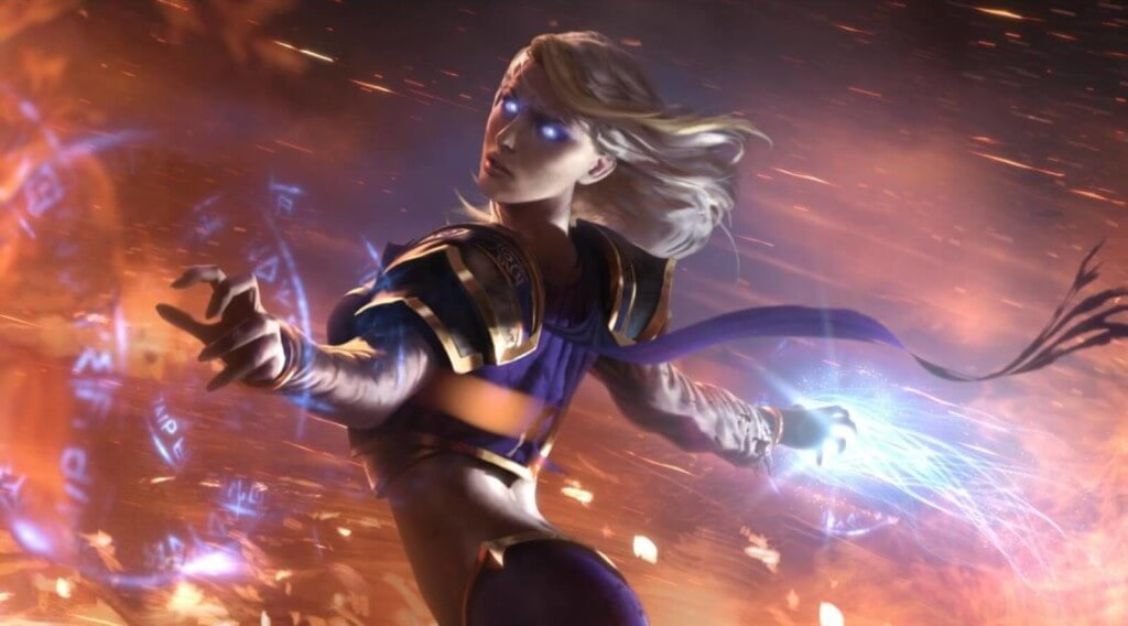 Hearthstone Jaina Trailer
