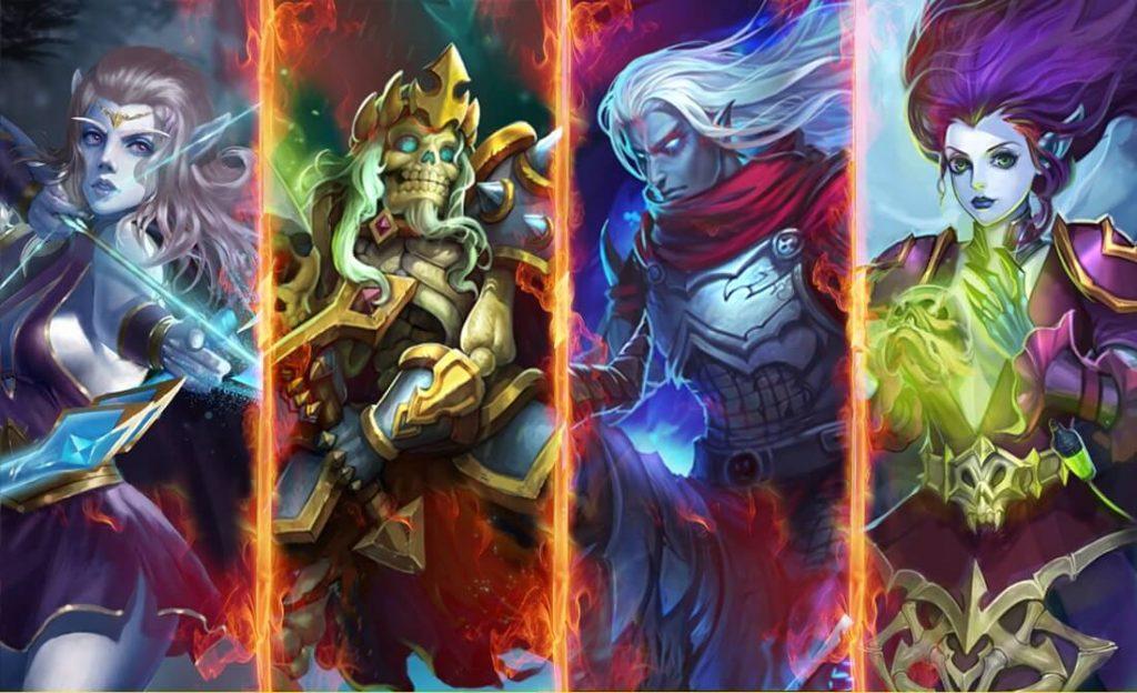 Heroes Charge Heroes
