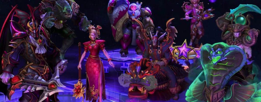 Heroes of the Storm: Neue Heldin Li Ming und das Mondfest sind da!
