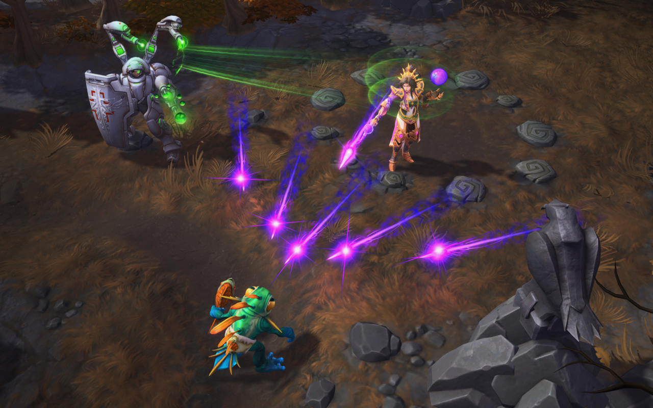 Hots Wizard Murky kill