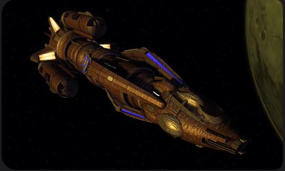 Star Trek Online: Ab heute gibt's täglich Geschenke – dieses Krenim-Schiff ist neu