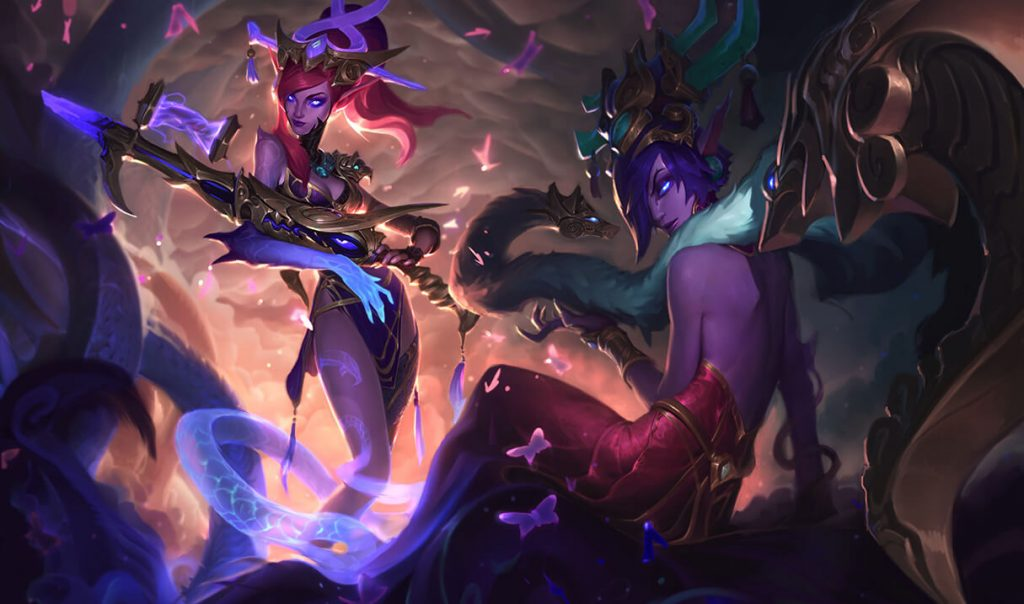 LoL Morgana PBE