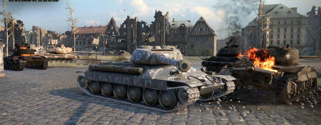 World of Tanks: Gründerpakete für PS4 vorgestellt – Schweres Gerät für harte Euros