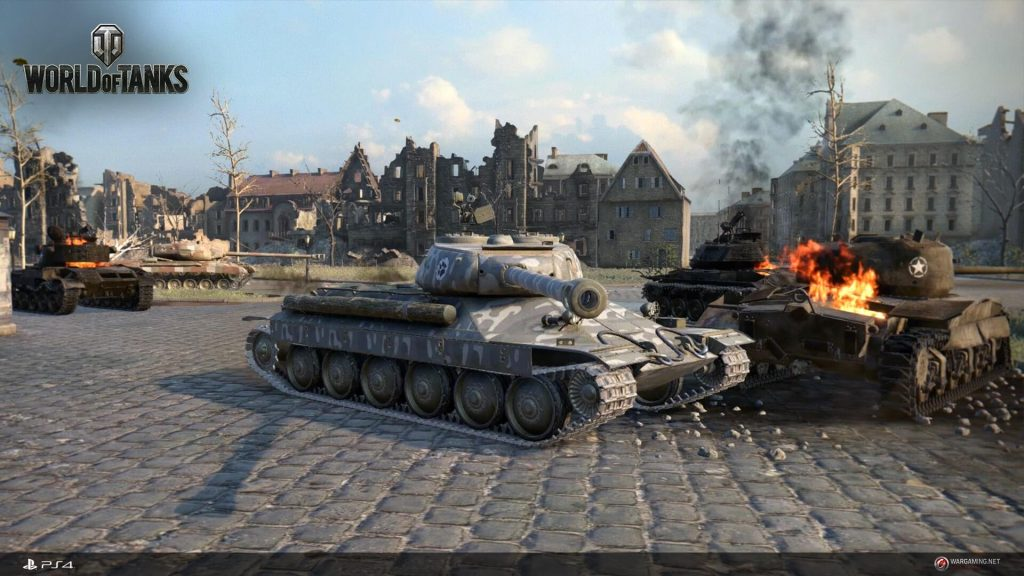 PS4-World-of-Tanks