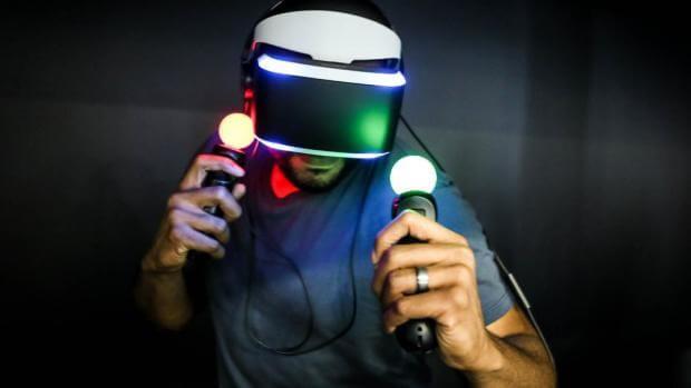 Playsation VR