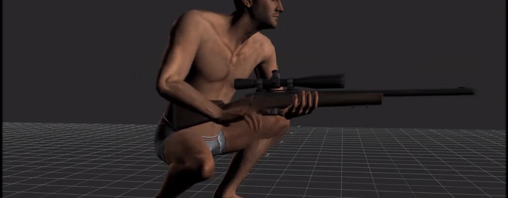 H1Z1: Scharfschütze in Unterhosen und woran man sonst noch im Dezember gearbeitet hat