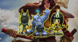 Smite Amaterasu Gewinnspiel Figuren