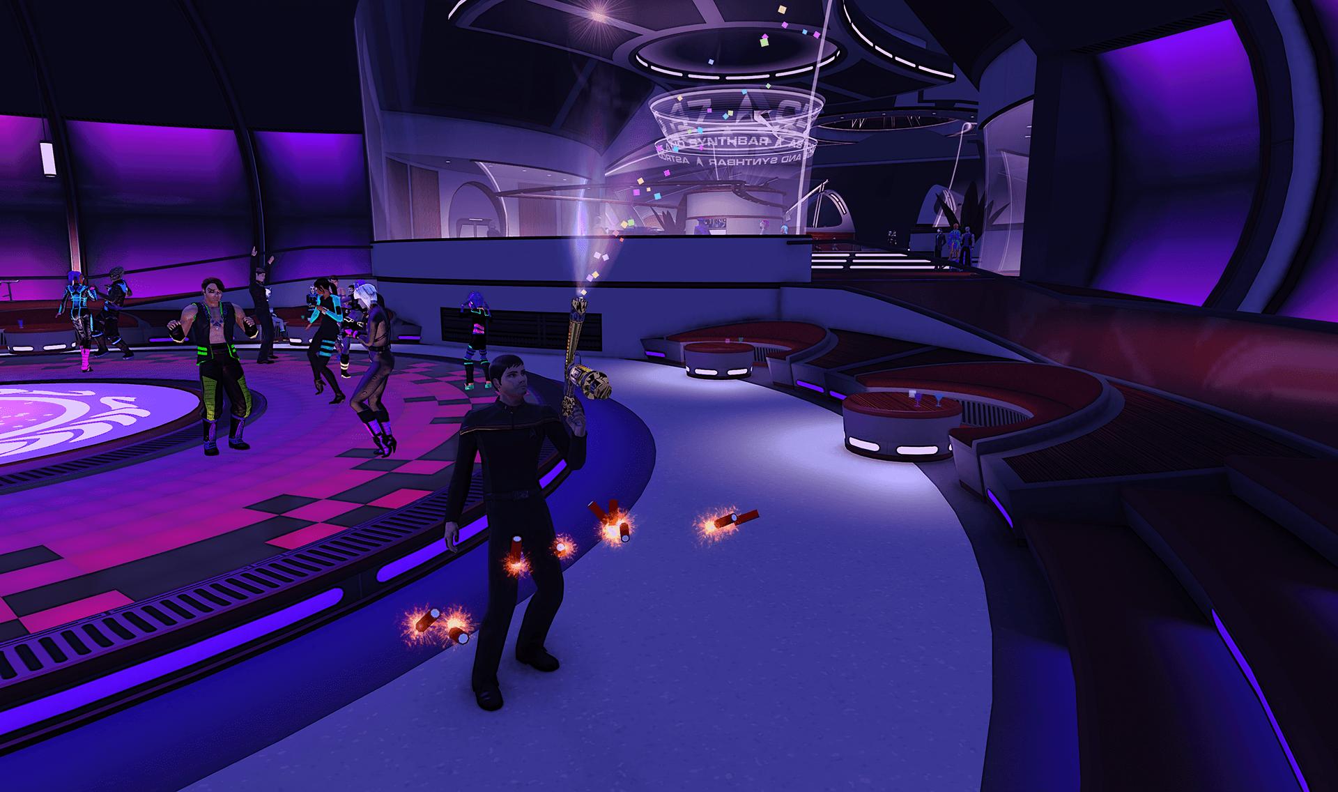Star Trek Online Partycanon