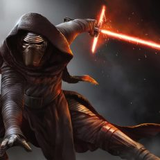 Star Wars Kylo Ren