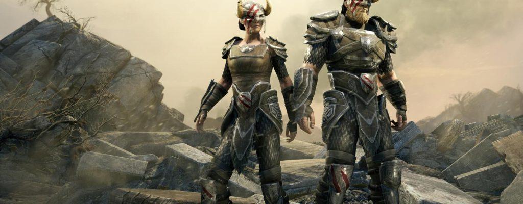 The Elder Scrolls Online: Hörner und heiße Seide im Januar